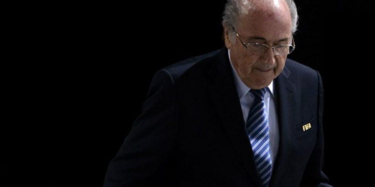 TAS mantiene la dura sanción contra el expresidente de la FIFA