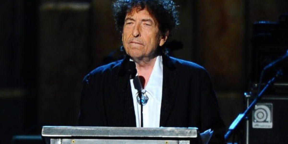 Dos meses después, Dylan da las gracias por el Nobel