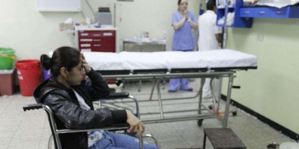 El Seguro Social comparte la nómina de 10 pasajeros heridos en el autobús accidentado en Villa Canales