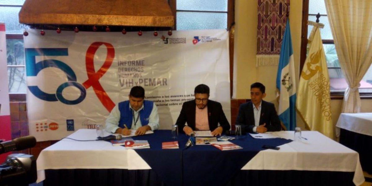 Derecho a salud, seguridad social y trabajo son los más vulnerados a personas con VIH, según informe