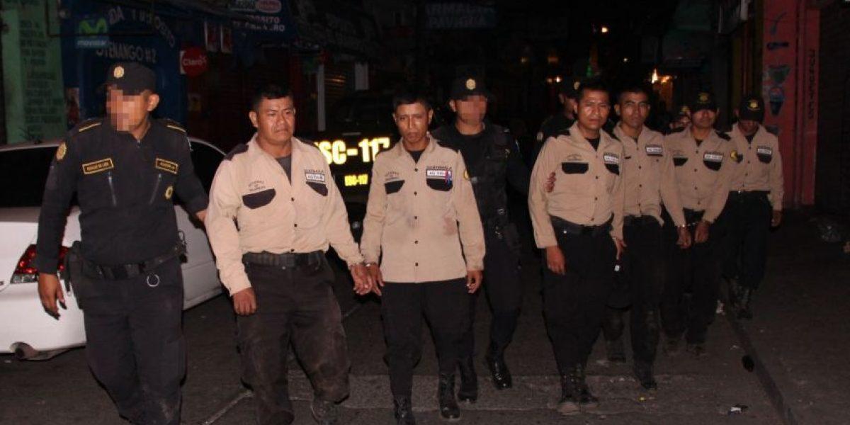 Capturan a policías privados por muerte de dos contadores a quienes habrían robado dinero en una finca