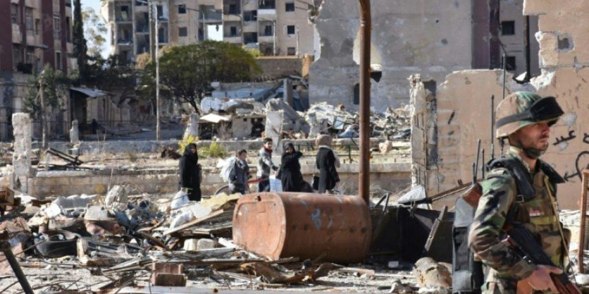 Importante avance del régimen sirio en el este de Alepo