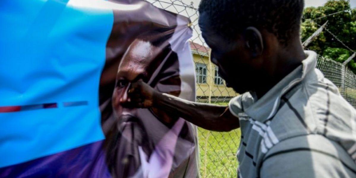 Los supervivientes siguen desde Uganda el juicio del verdugo Ongwen