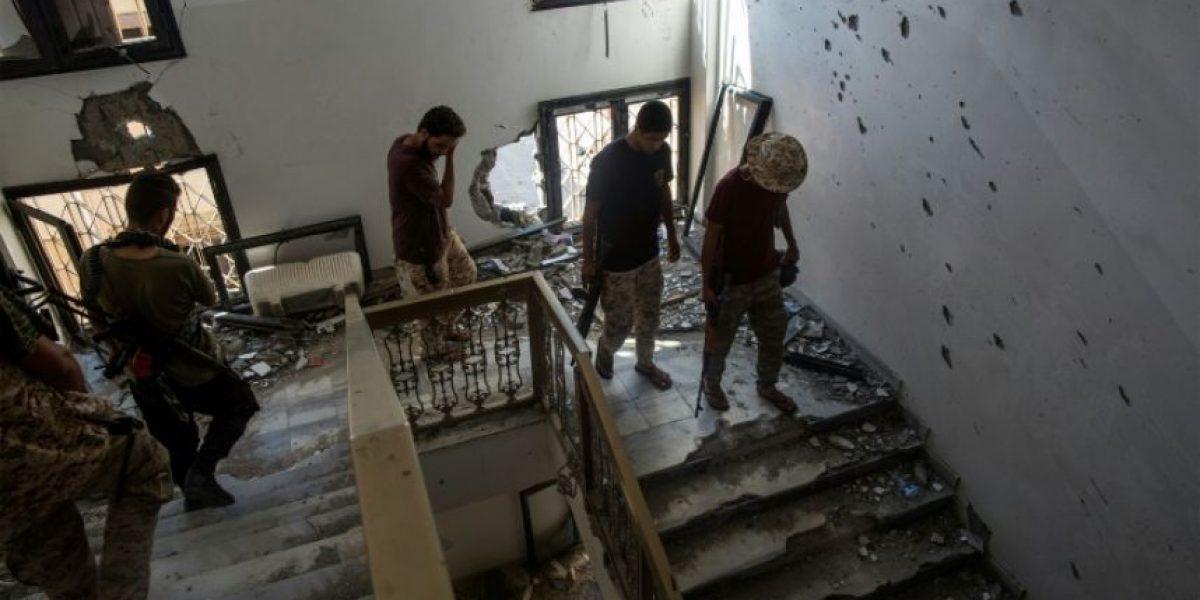 Sirte, cuna de Gadafi convertida en bastión del EI en Libia