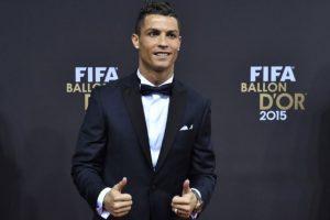 Cristiano Ronaldo es el favorito a llevarse el Balón de Oro 2016. Foto:AFP