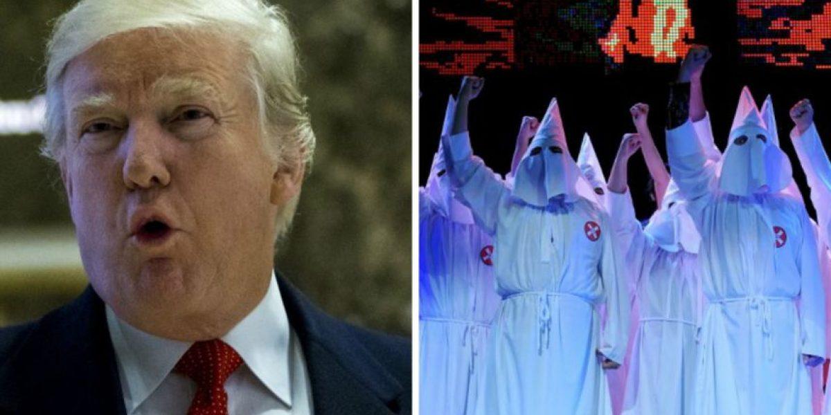 ¿Resurgirá el Ku Klux Klan tras la victoria de Trump?