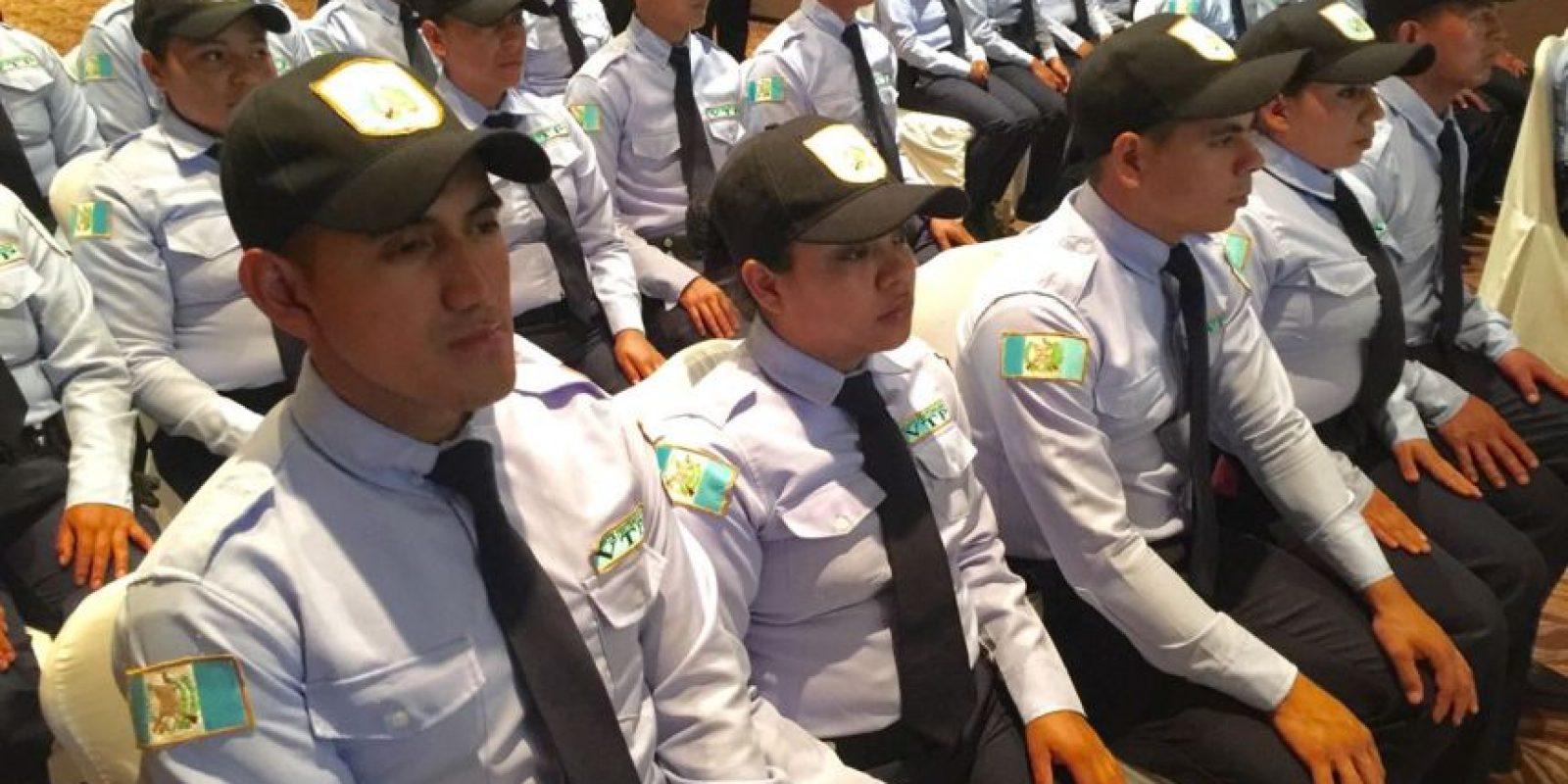 Guardias. Foto:Mingob