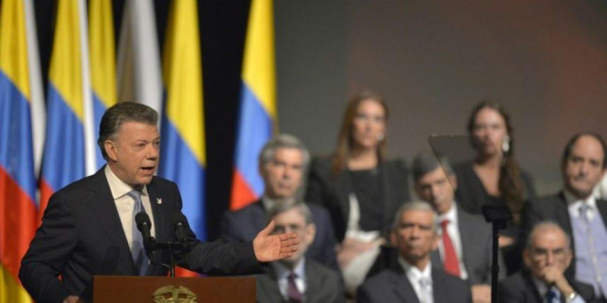 Santos, el Nobel que aún debe lograr la paz de Colombia