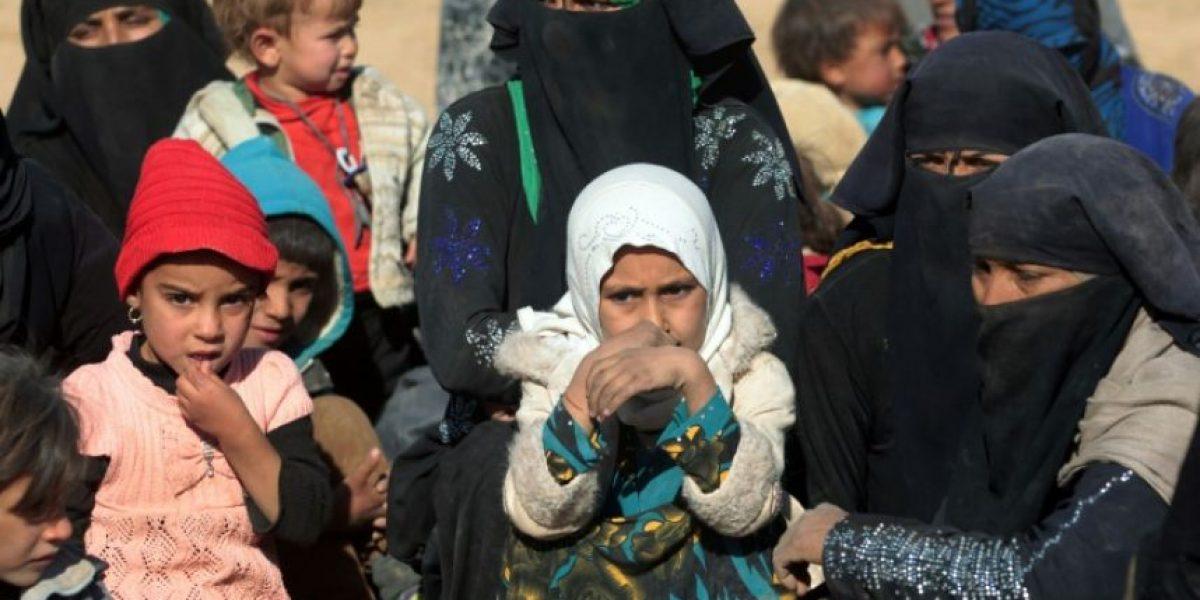 Los iraquíes casados bajo el EI deben volver ante el juez