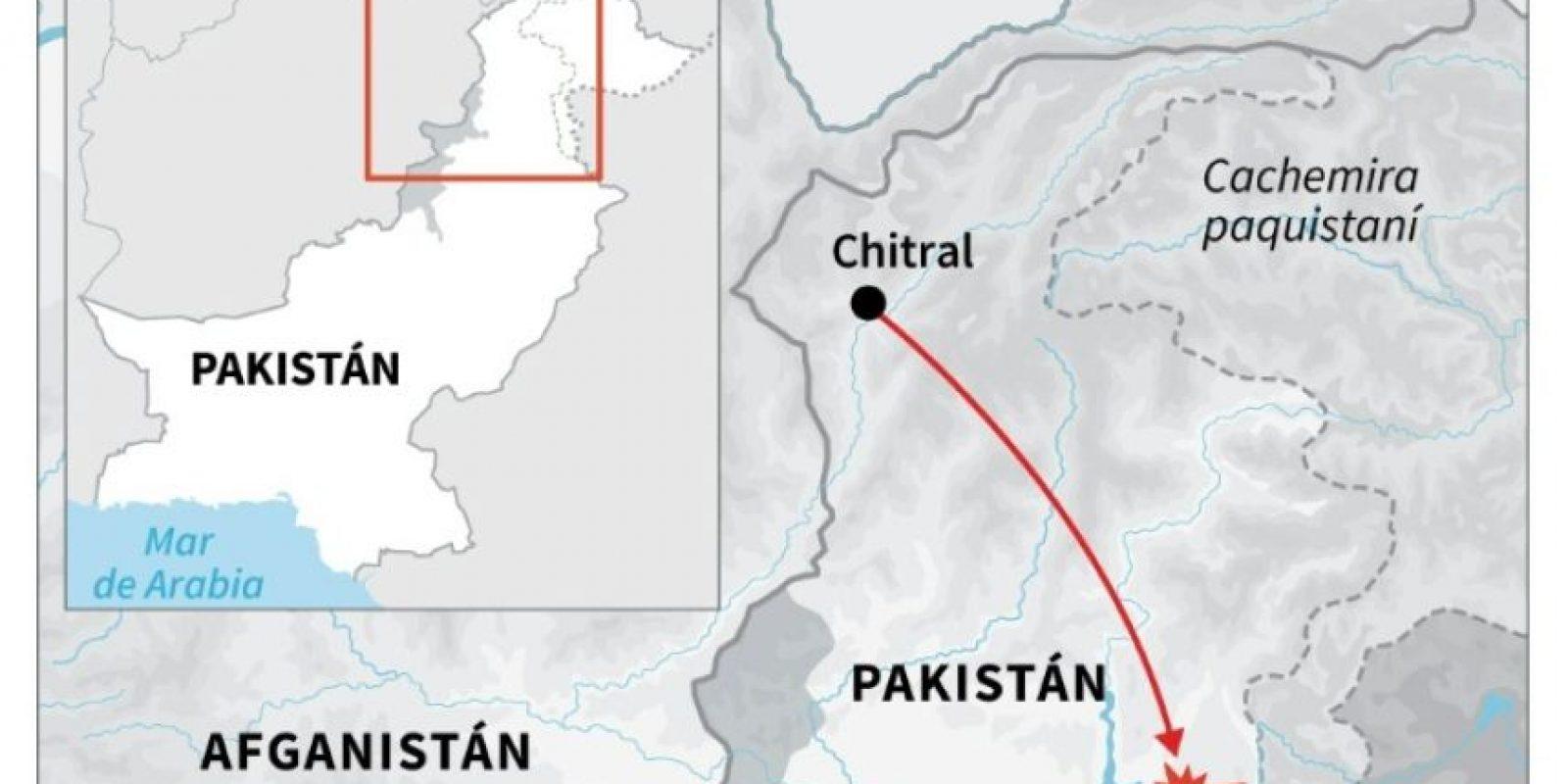 Pakistán: cae un avión con 48 personas a bordo Foto:Sophie RAMIS, Simon MALFATTO/afp.com