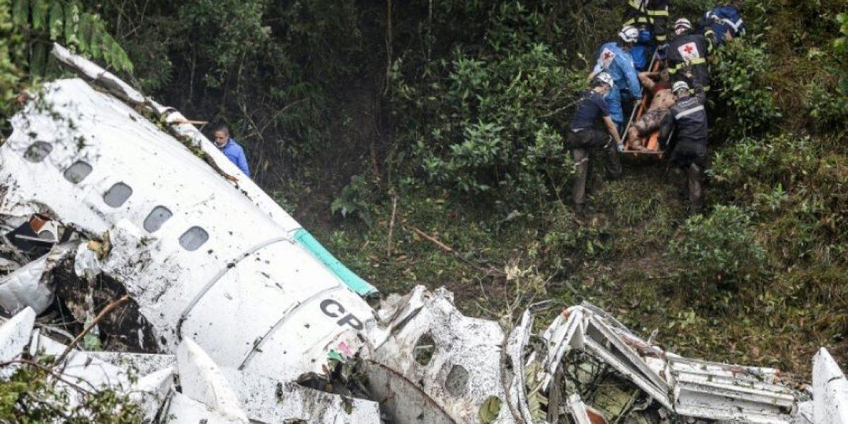 Detienen al gerente de Lamia y la funcionaria que autorizó el vuelo huye