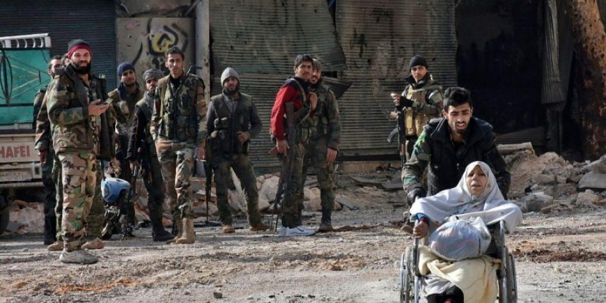 Para Asad, una victoria en Alepo podría cambiar el curso de la guerra