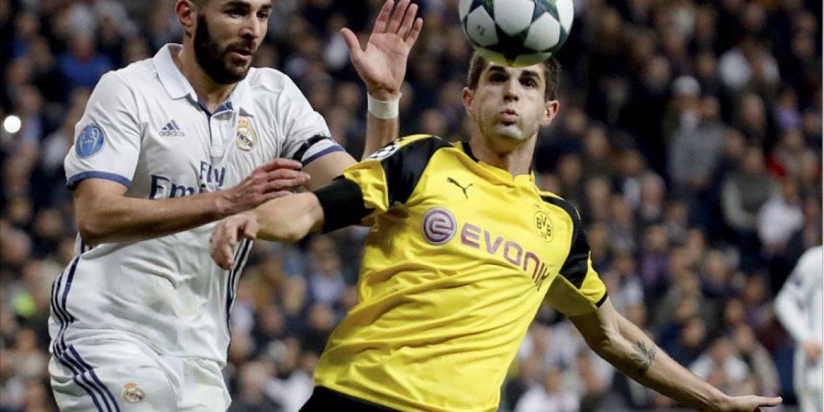 El Borussia Dortmund frena el triunfo del Real Madrid y pasa como líder