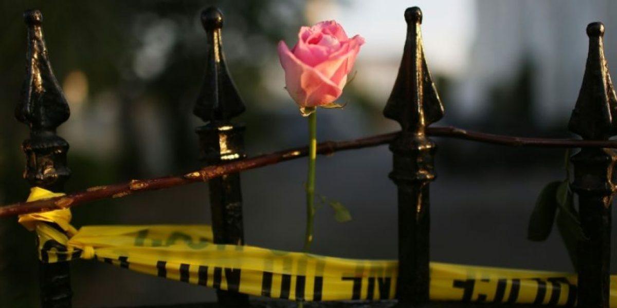 El atacante de la iglesia de Charleston dejó una escena caótica y sobrecogedora