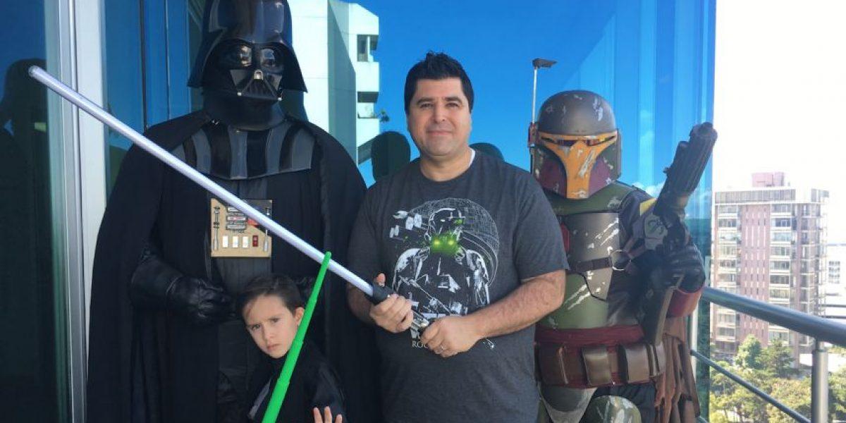 Una gran fiesta de Star Wars para celebrar