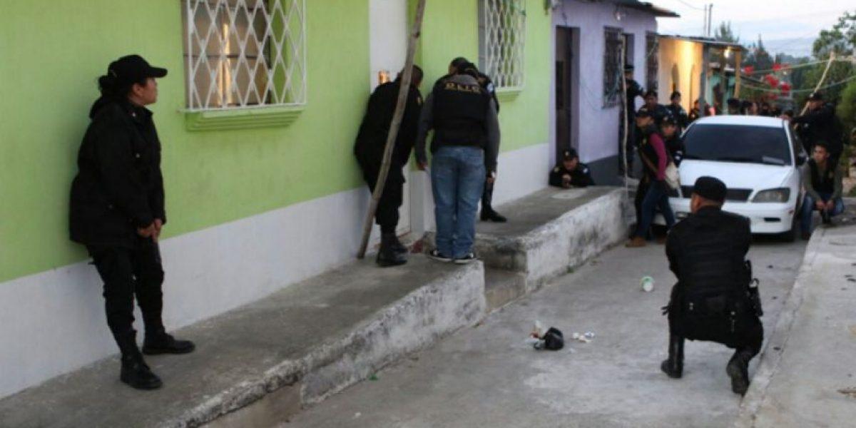 ¿Qué han encontrado en los allanamientos del segundo día de la operación #GuateEsNuestra?