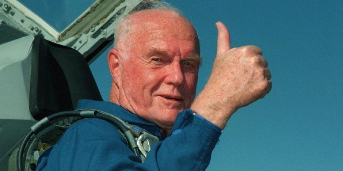 Muere el legendario astronauta John Glenn a los 95 años
