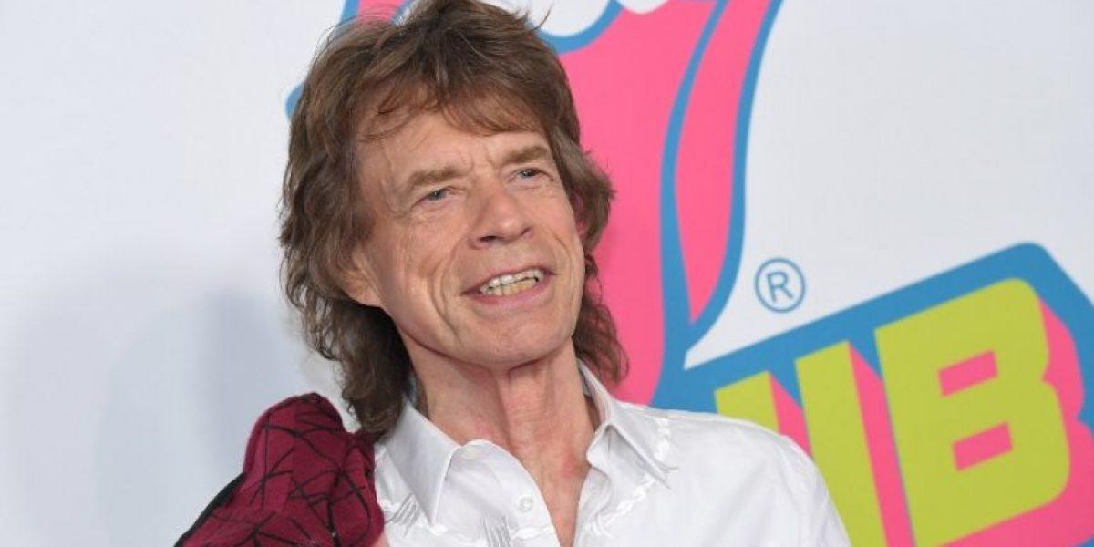 Mick Jagger se convierte en padre, por octava vez