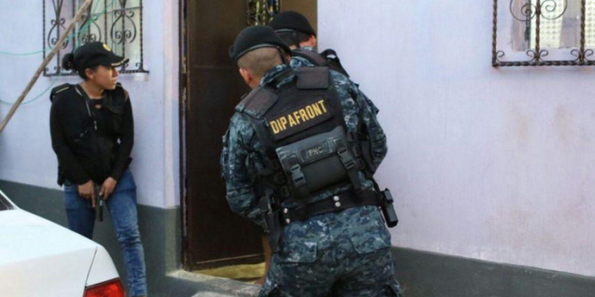 #GuateEsNuestra día 2: Ahora buscan a pandilleros que cobraron Q8.2 millones