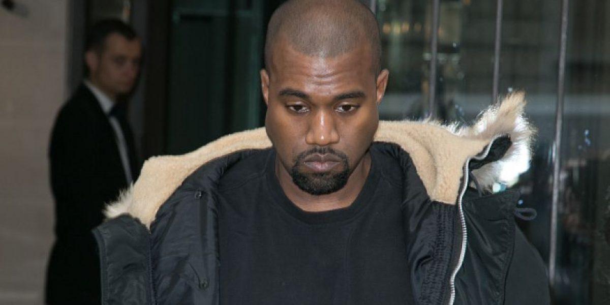 Kanye West aparece por primera vez tras rehabilitación con un llamativo cambio de look