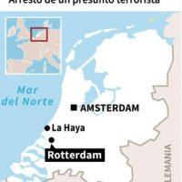 Holanda: arresto de un presunto terrorista Foto:Kun TIAN, Marimé Brunengo, Vincent LEFAI/afp.com