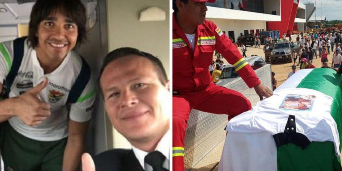 A pocos días de su muerte el piloto del Chapecoense recibe la peor de las acusaciones
