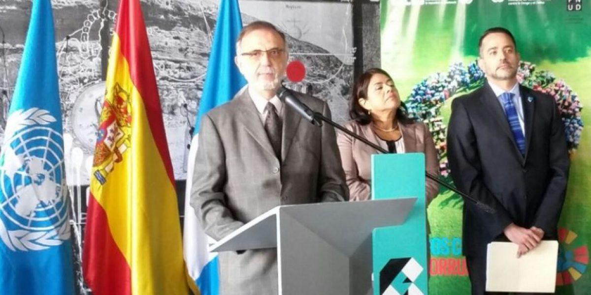 """""""La lucha contra la corrupción es la lucha por la vida digna de todos"""" dice jefe de CICIG"""