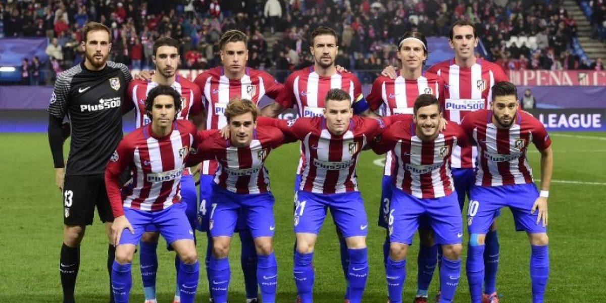 El Atlético de Madrid presenta nuevo escudo y estadio y los fans no están contentos