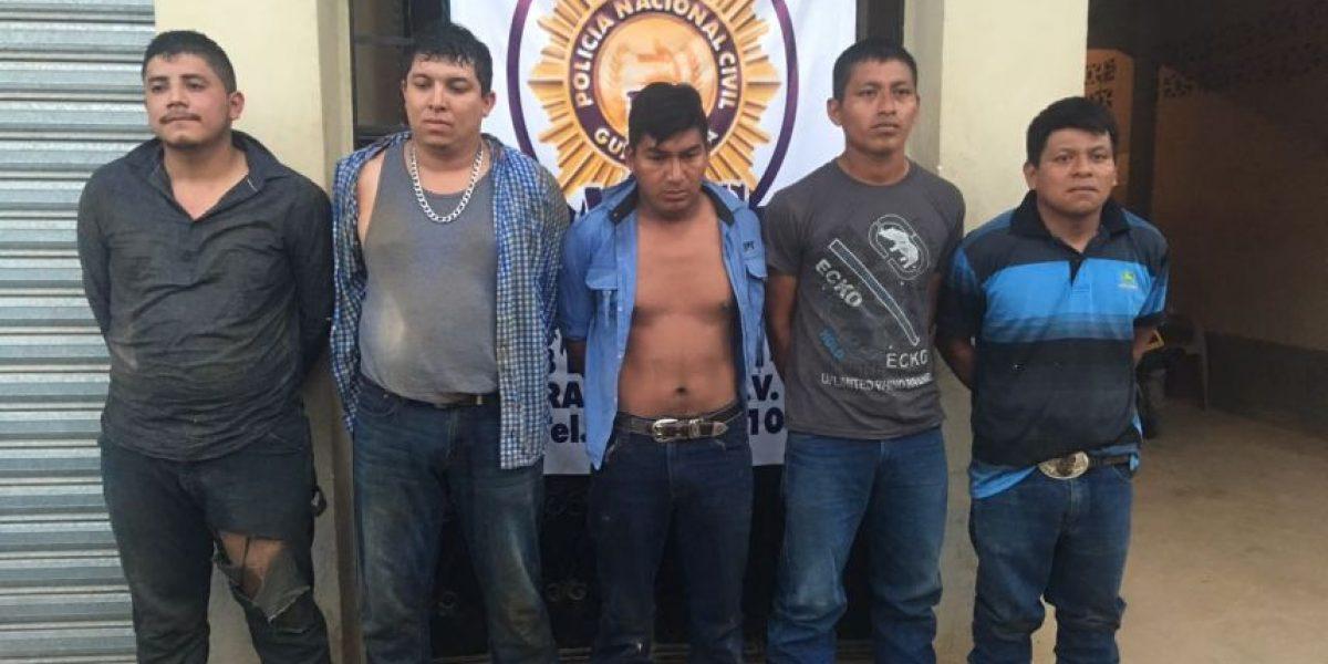 La Policía termina de ubicar y detener a una banda de secuestradores de 14 integrantes