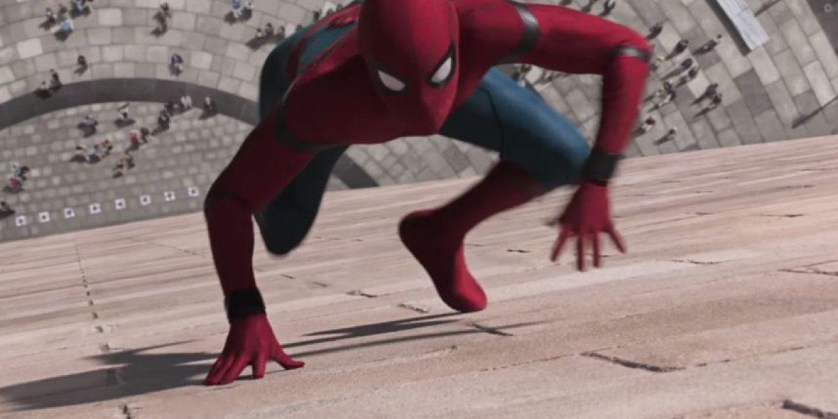 VIDEO. Iron Man y Michael Keaton engalanan el primer tráiler de