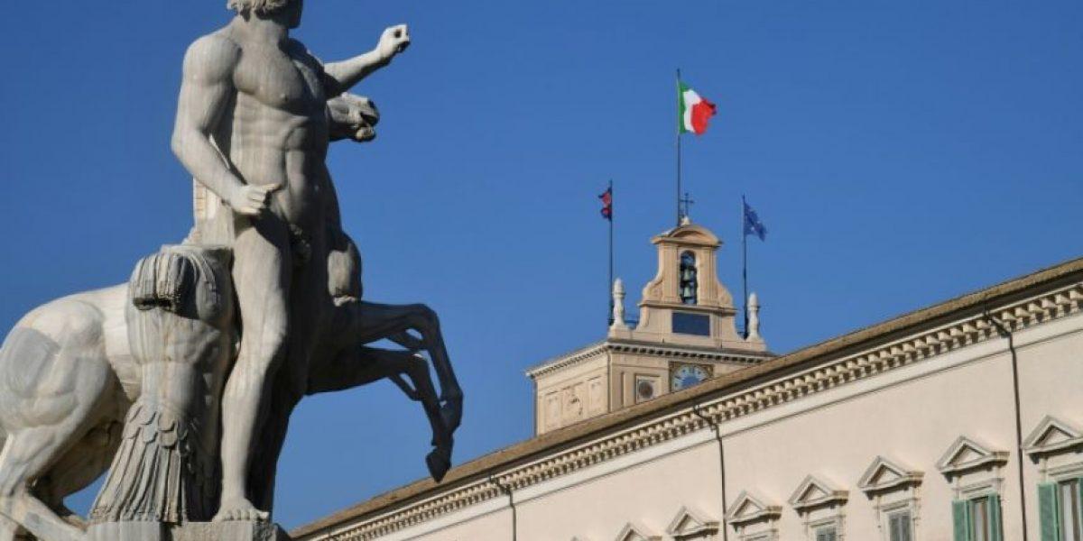 El presidente italiano se prepara para resolver crisis de gobierno