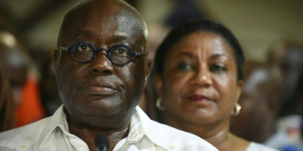 El candidato opositor gana en la primera vuelta las elecciones de Ghana