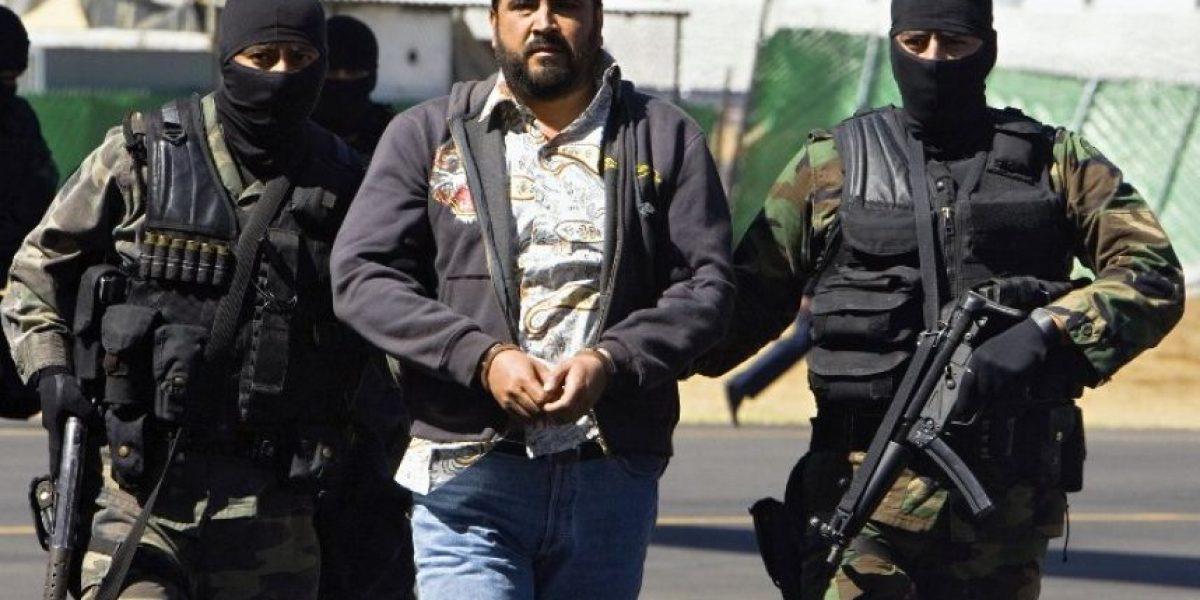Capturan en México a hijo de narco extraditado en EE.UU.