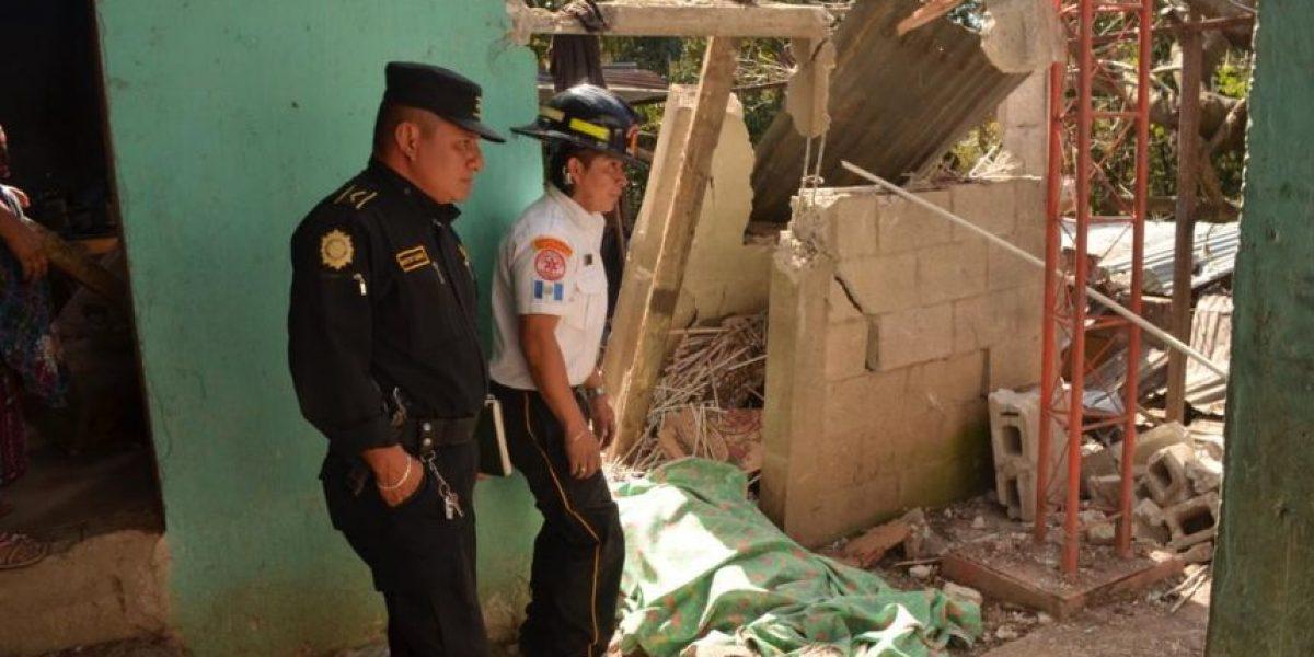 Explosión en cohetería de San Raymundo deja un fallecido y tres heridos