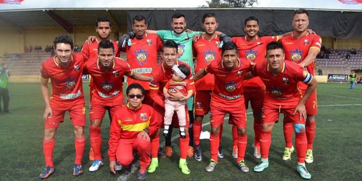 Futbolistas de reconocido equipo de primera división de Guatemala fueron arrestados