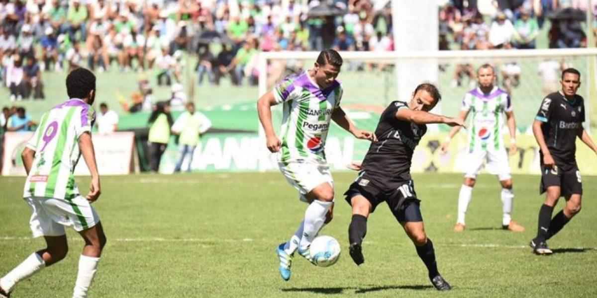 Herrera clasificó a Antigua a la final del #Apertura2016