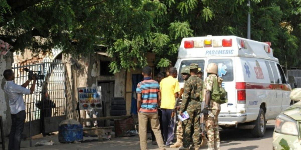Dos niñas se hacen estallar en un mercado en Nigeria provocando un muerto y 18 heridos