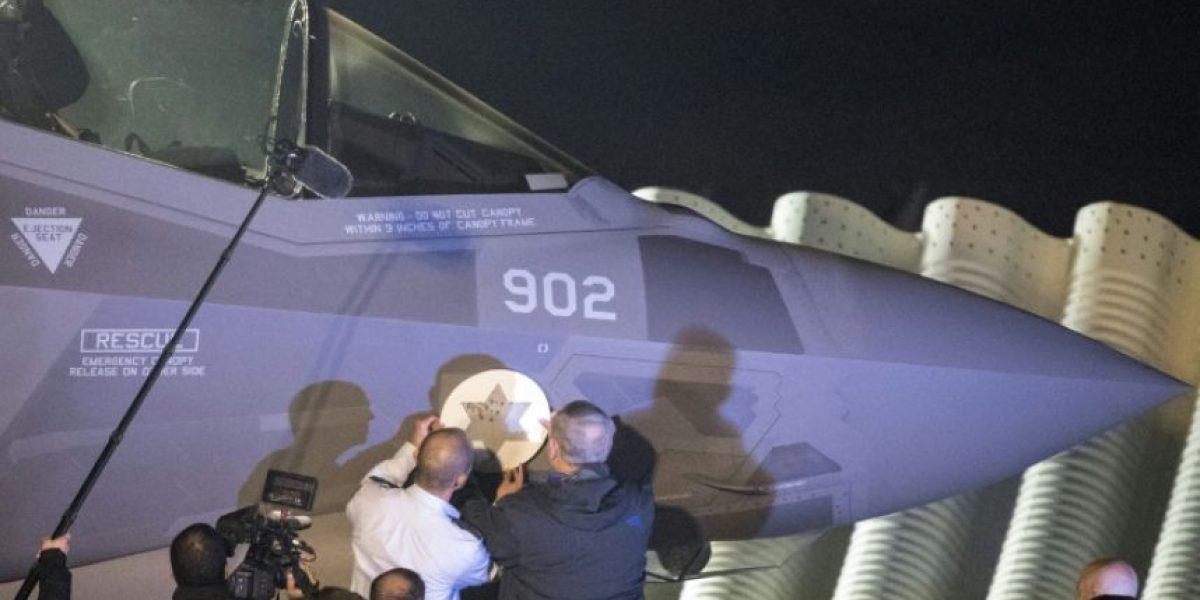 Los primeros F-35 llegan a Israel, Trump critica costo del programa