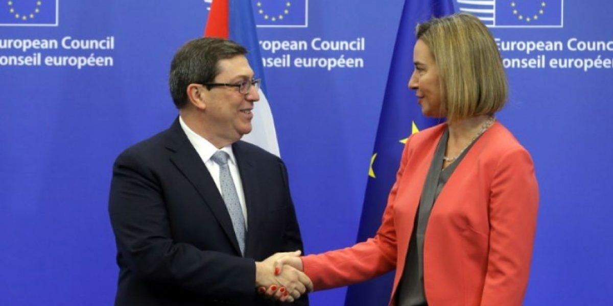 Cuba y la UE entran en una nueva era de relaciones diplomáticas