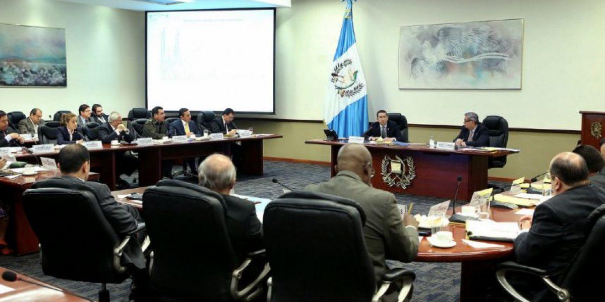 Presidente priorizará ejecución en la primera evaluación anual