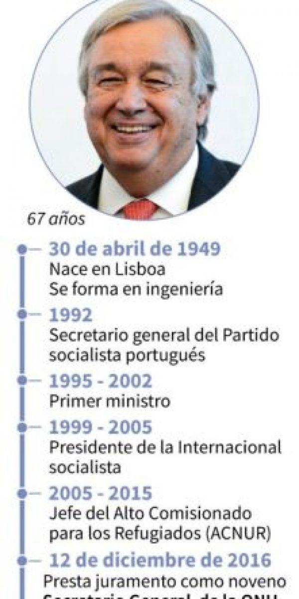 Antonio Guterres Foto:Vincent LEFAI, Paz PIZARRO/afp.com