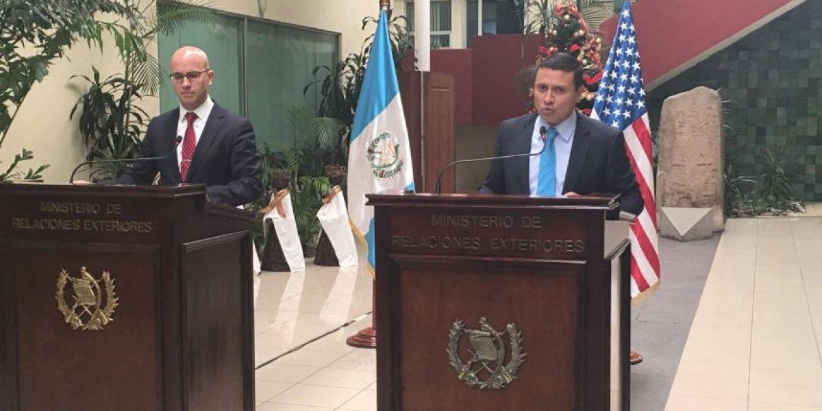 Subsecretario adjunto asegura que se mantiene apoyo de Estados Unidos al plan Alianza para la Prosperidad