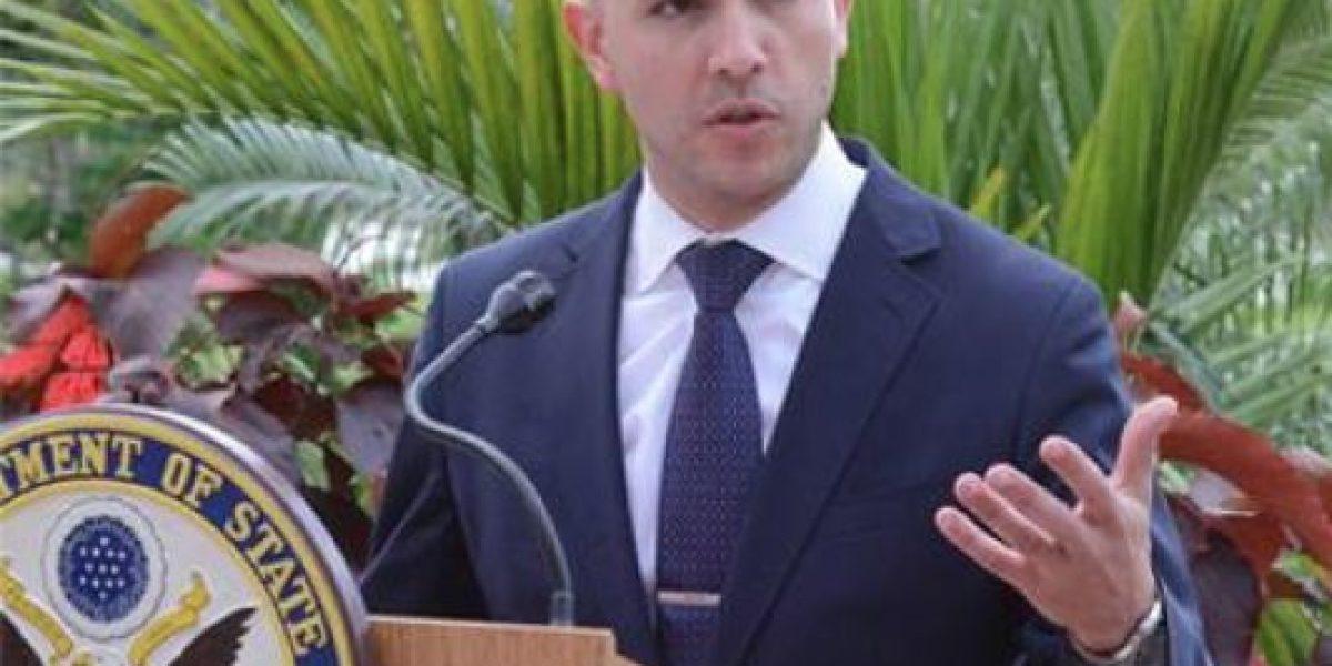 Funcionario de Estados Unidos visita Guatemala para revisar avances del Plan Alianza para la Prosperidad