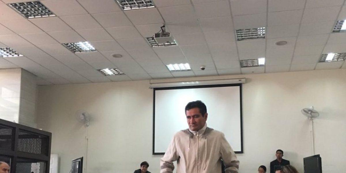 """Tribunal inicia segundo debate a alias """"el Torito"""" por cuatro asesinatos"""
