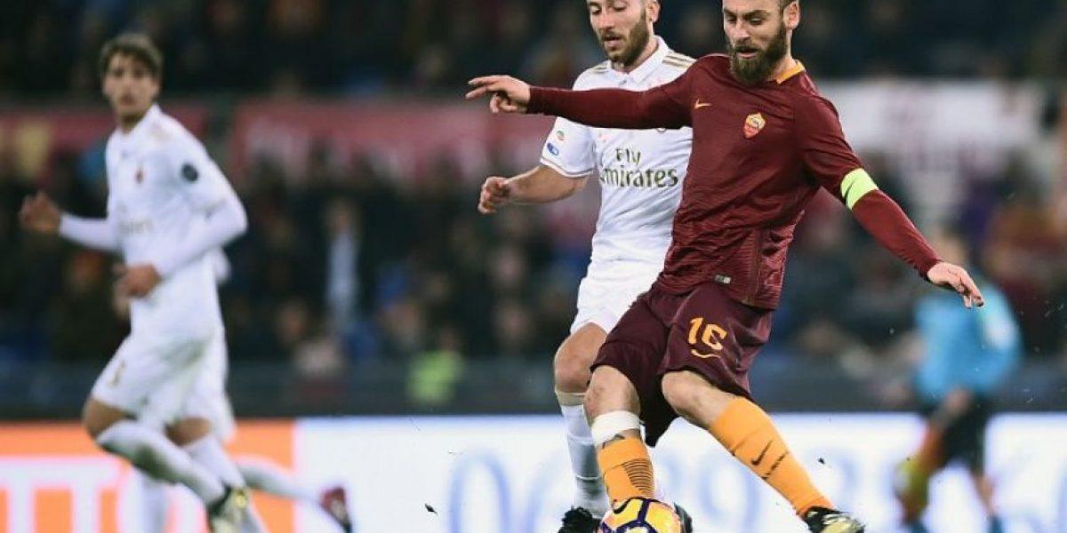 La Roma vence al Milan y se consolida en el segundo puesto de la Serie A