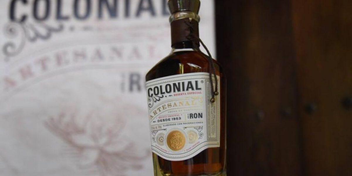 Ron Colonial, una exquisita bebida guatemalteca hecha arte