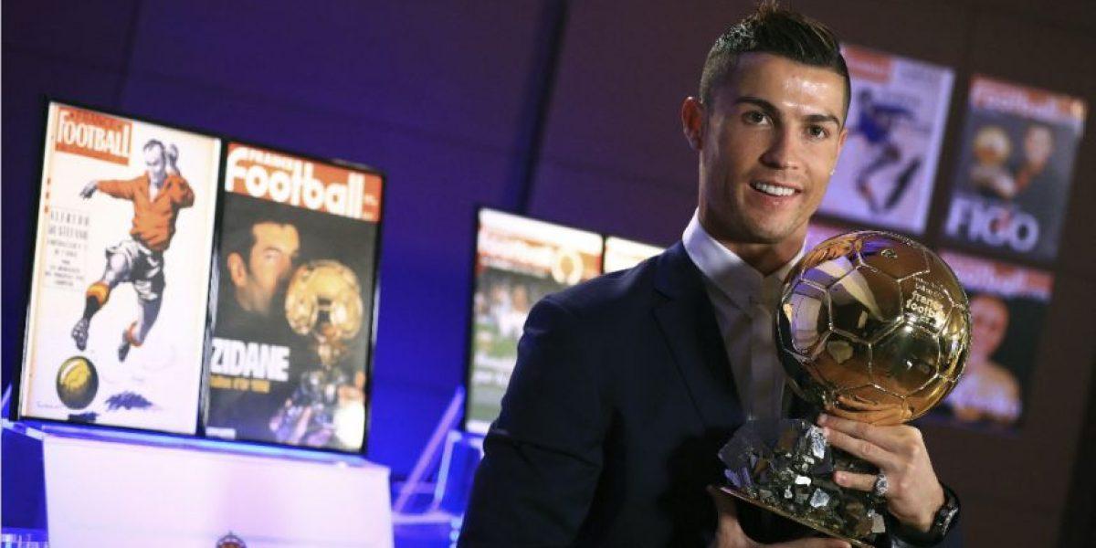Entre risas, Cristiano Ronaldo dice que si jugara con Messi sería superior