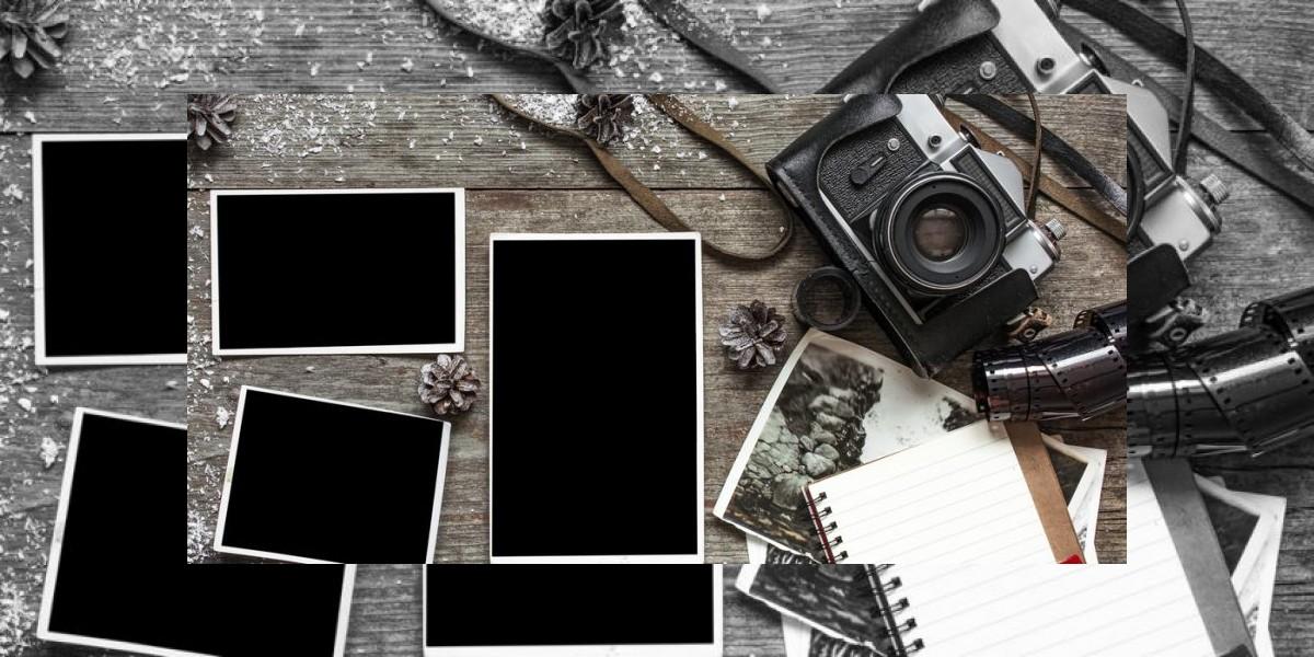 Revisaban sus fotos de vacaciones y descubrieron algo aterrador en ellas
