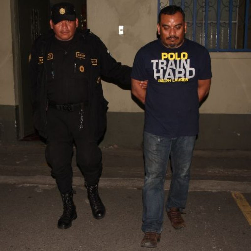 Foto:Policía Nacional Civil