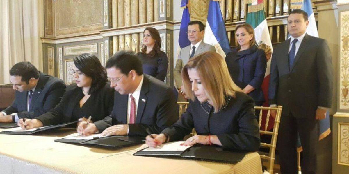 Cónsules en Washington de Triángulo Norte y México acuerdan apoyo conjunto a migrantes